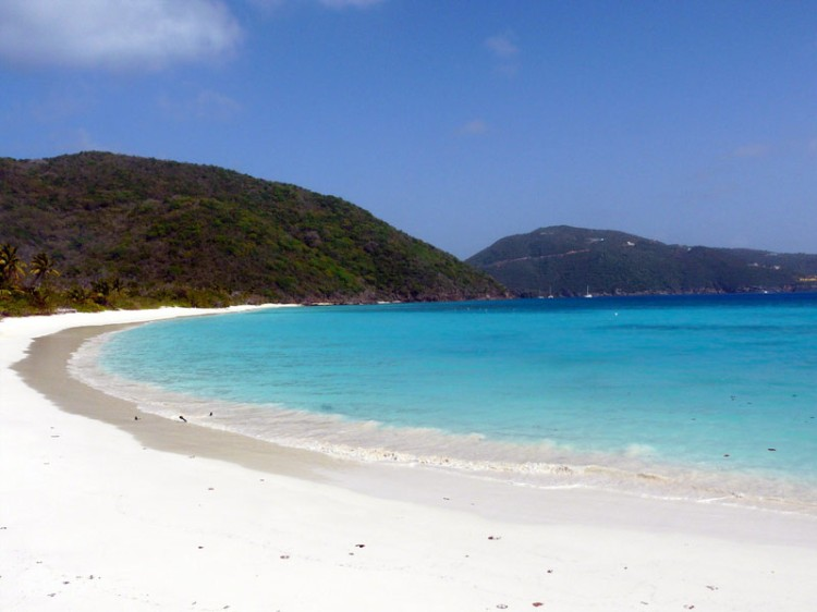 White_Bay_Beach_Peter _sland,_British_Virgin_Islands